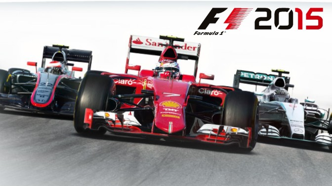 FORMEL 1 2015 – Racing as Champions