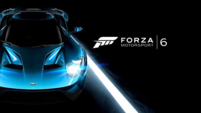 FORZA MOTORSPORT 6: E-Sport Update