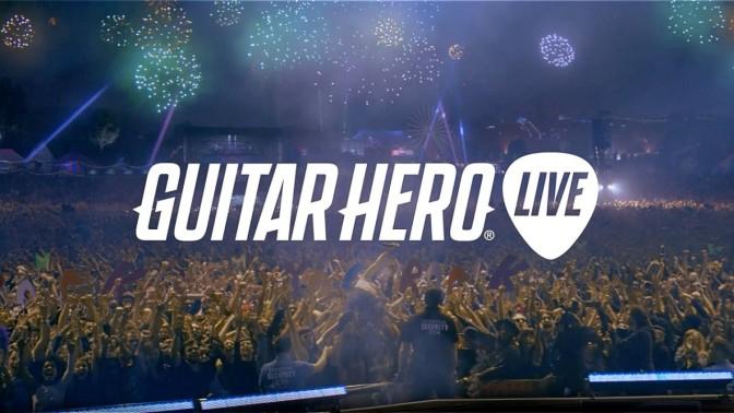 GUITAR HERO LIVE – Song-Nachschlag für alle 80er-Fans