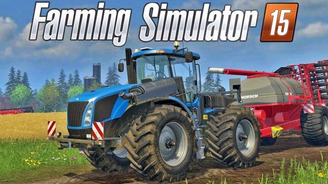 FARMING SIMULATOR 15 – jetzt mit Thrustmaster Lenkrädern kompatibel