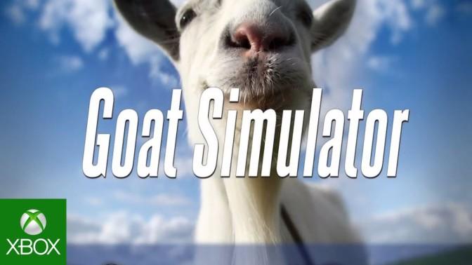 GOAT SIMULATOR – Bundle zum 4. März angekündigt