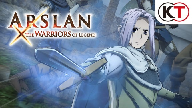 [TEST]ARSLAN THE WARRIORS OF LEGEND