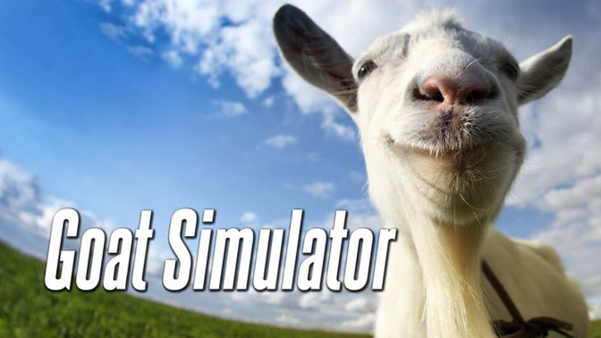 [TEST] GOAT SIMULATOR THE BUNDLE