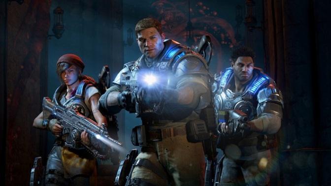 GEARS OF WAR 4 – Open-Beta gestartet