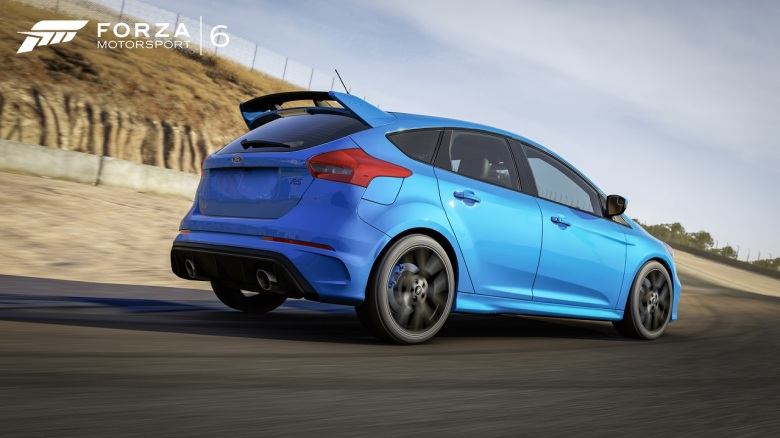 2017 Ford Focus RS for Forza Motorsport 6