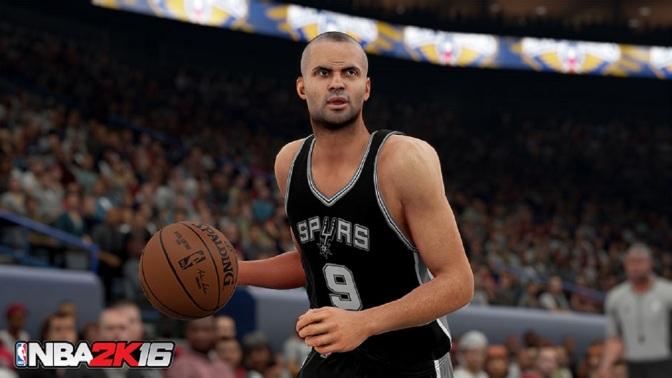 NBA 2K16: Dieses Wochenende kostenlos spielbar