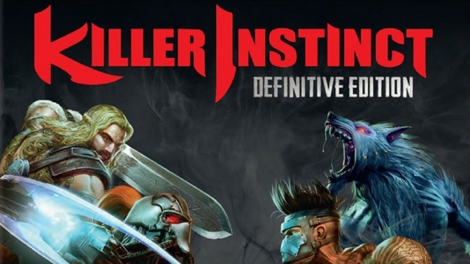 KILLER INSTINCT DEFINITIVE EDITION [TEST]