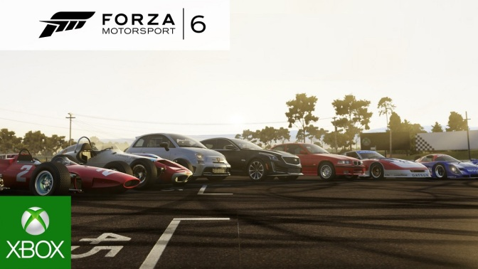 FORZA 6: Turn 10 Summer Car Pack