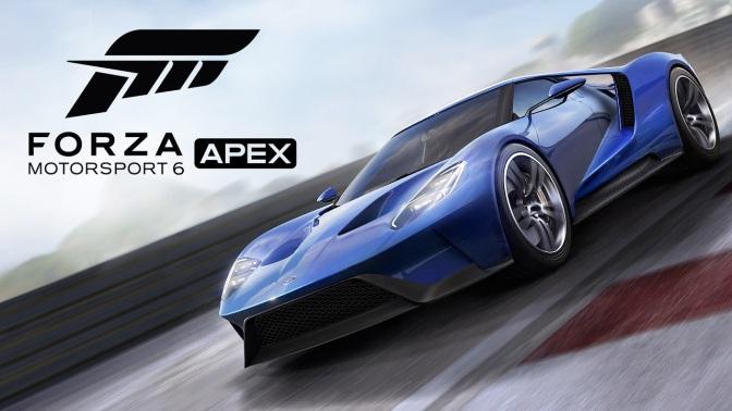FORZA 6 APEX: Raus aus der Beta