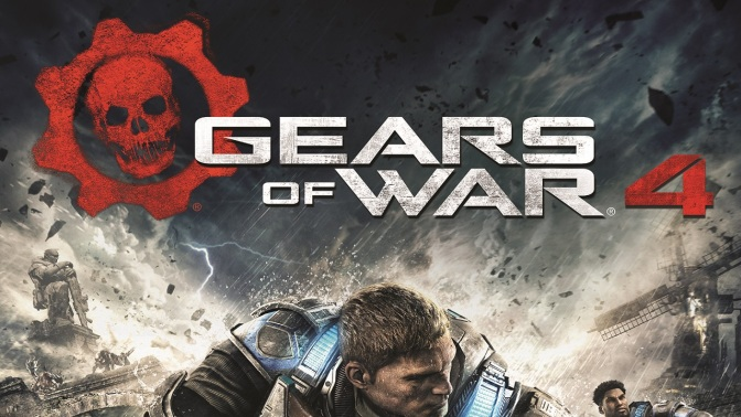 GEARS OF WAR 4: Xbox One X Verbesserungen im Detail
