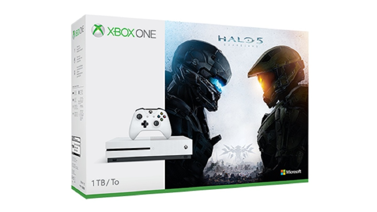 XBOX ONE S: Halo Bundle
