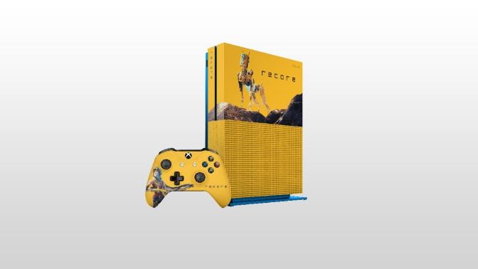 XBOX ONE S: ReCore Edition gewinnen