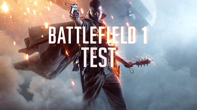 [TEST] Battlefield 1