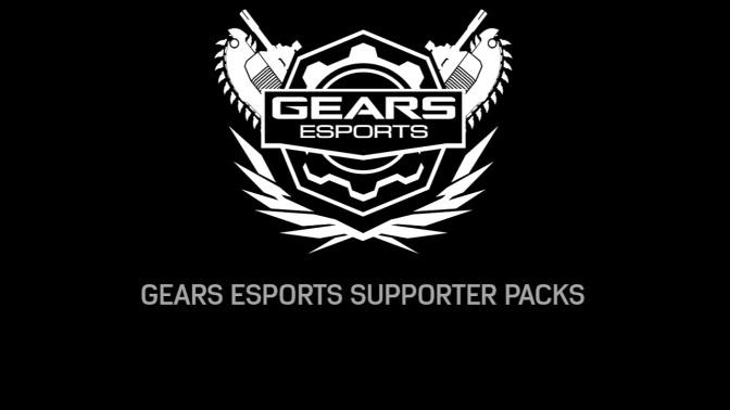 GEARS OF WAR 4: eSports Supporter Pack jetzt erhältlich