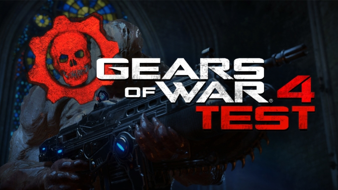 [TEST] GEARS OF WAR 4