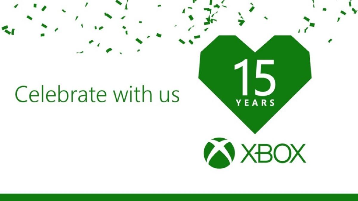 15 JAHRE XBOX: Aktion auf Xbox Live