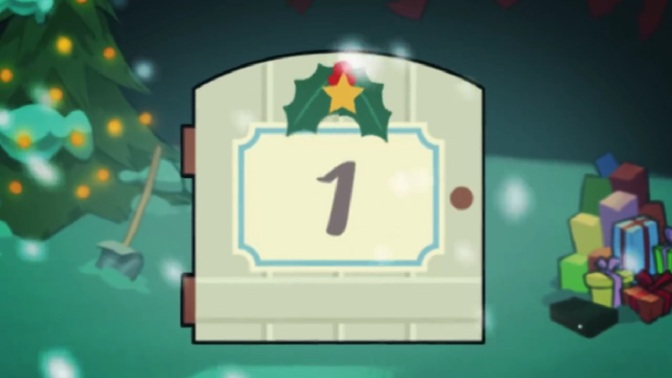 XBOX ADVENTSKALENDER: Türchen 1