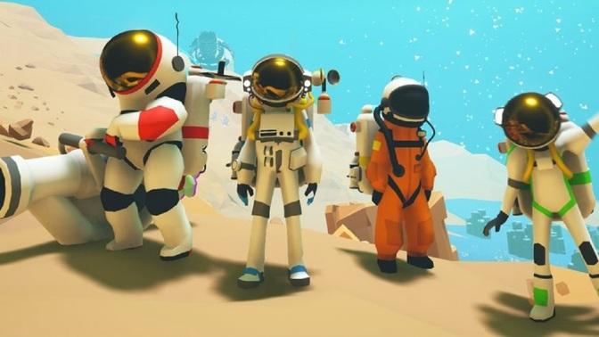 GAME PREVIEW: Astroneer jetzt verfügbar