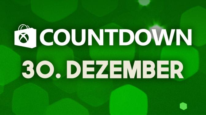 COUNTDOWN TO 2018: Tagesangebote vom 30. Dezember