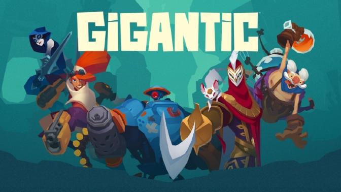 GIGANTIC: Open Beta gestartet