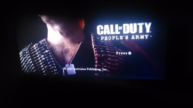 COD PEOPLE'S ARMY: Bilder und Videos geleaked