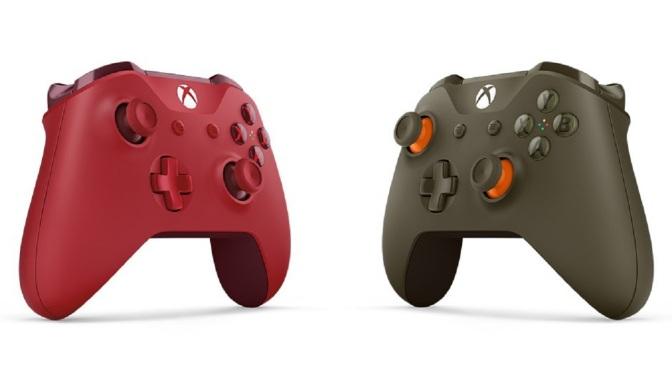 XBOX ONE: Zwei neue Controller