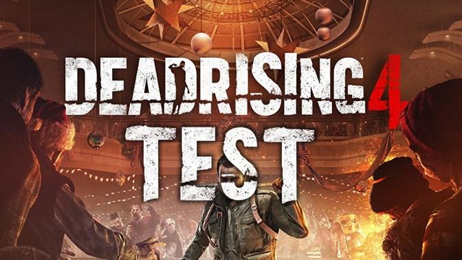 [TEST] Dead Rising 4