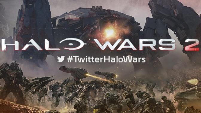 HALO WARS 2: Jetzt auch auf Twitter spielen
