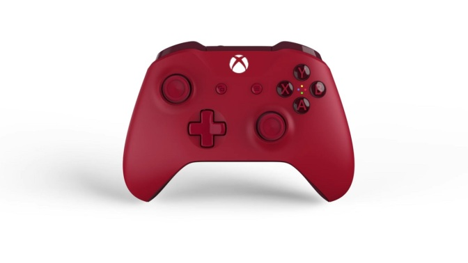 XBOX ONE: Roter Controller vorbestellbar