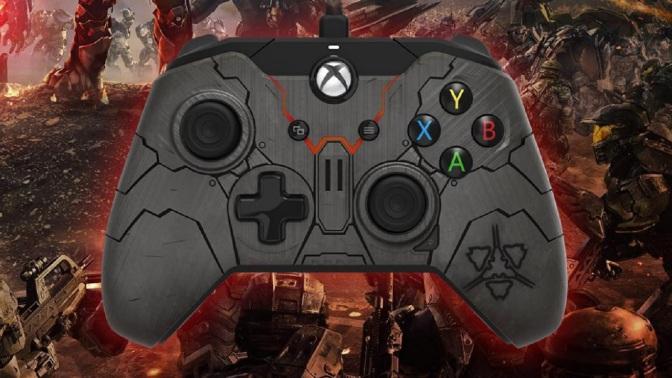 HALO WARS 2: Limitierter Controller bald erhältlich