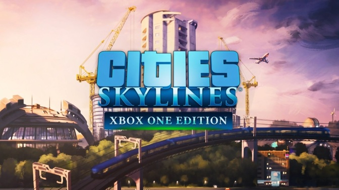 CITIES: SKYLINES: 2017 für Xbox One