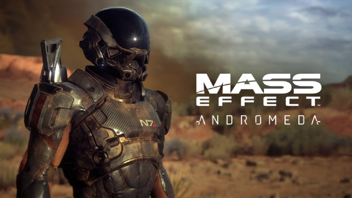 [TEST] Mass Effect: Andromeda