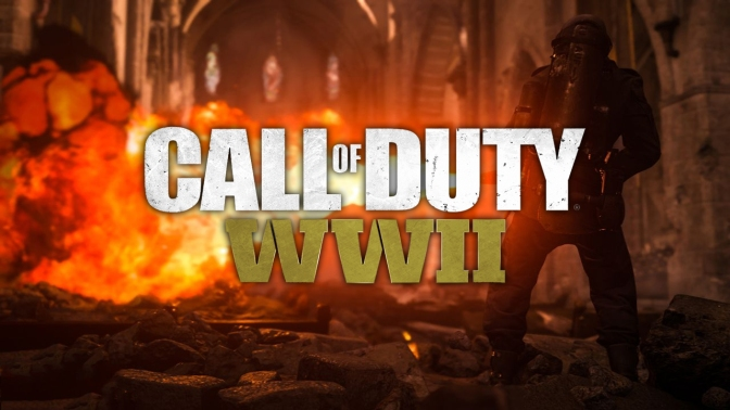 COD WWII: Reveal Trailer, Multiplayer & Story Infos