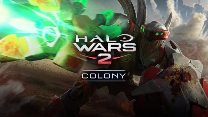 HALO WARS 2: Kolonie-Anführerpaket & Update Patchnotes
