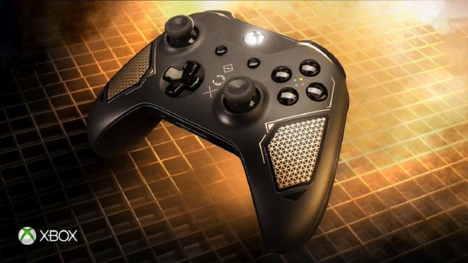 Neuer Recon Tech Controller für Xbox One