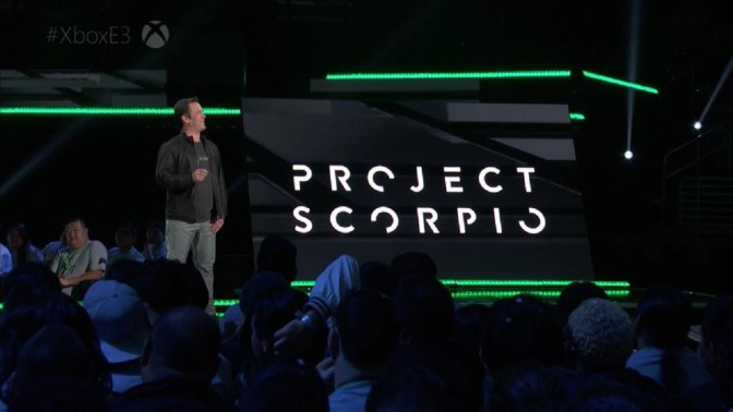 PROJECT SCORPIO: Reveal am Donnerstag