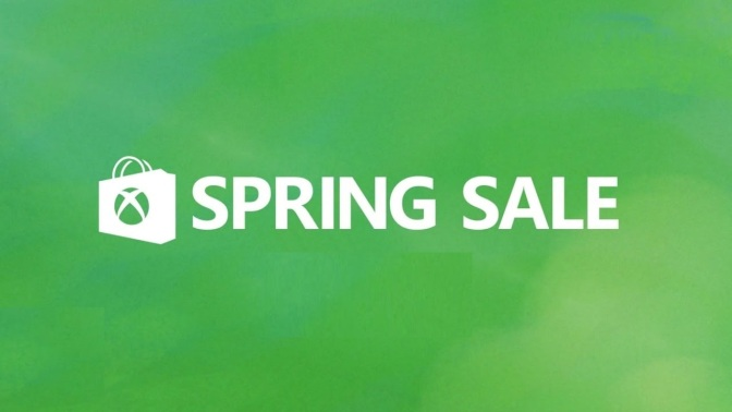 XBOX STORE: Spring Sale