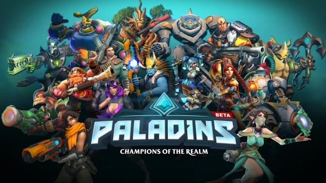PALADINS: Open Beta