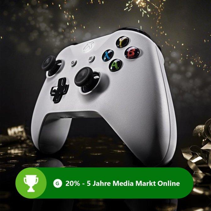 ANGEBOT: Xbox One günstig bei Media Markt