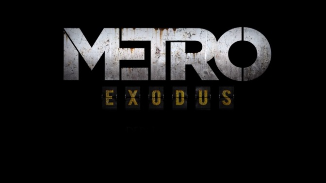 METRO EXODUS: Auf der E3 vorgestellt