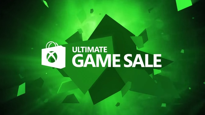 "Der ""ULTIMATE GAME SALE"" kommt"