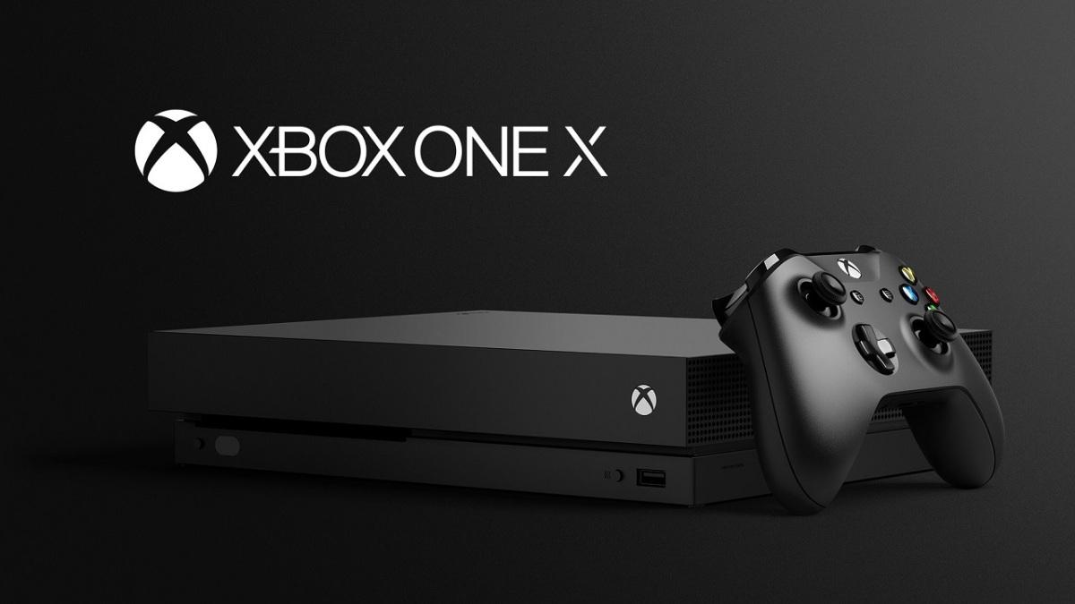 XBOX ONE X: Alles zur neuen Konsole