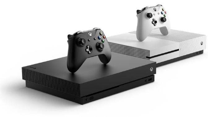 XBOX ONE X: Xbox One S Spiele werden durch die neue Konsole besser