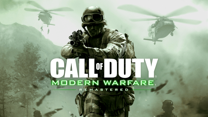 MODERN WARFARE REMASTERED: Ab sofort für Xbox One