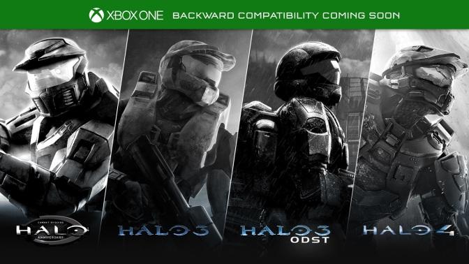 HALO: Alle Teile bald auf Xbox One