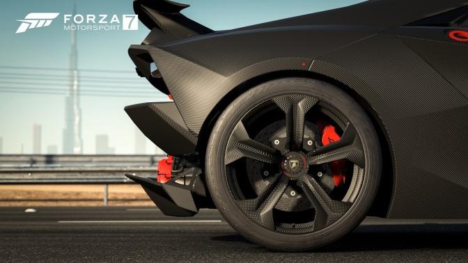 FORZA MOTORSPORT 7: Liste mit 160 Fahrzeugen