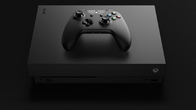 Xbox One X: Erste Liste mit verbesserten Games