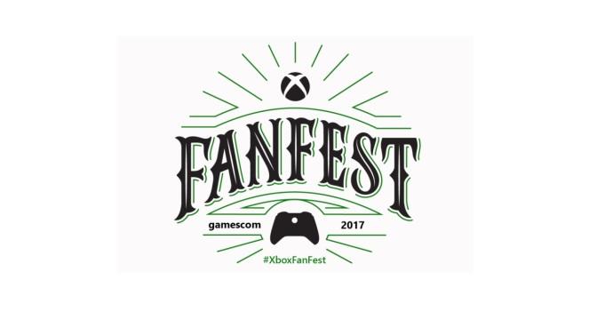 XBOX FANFEST: gamescom 2017