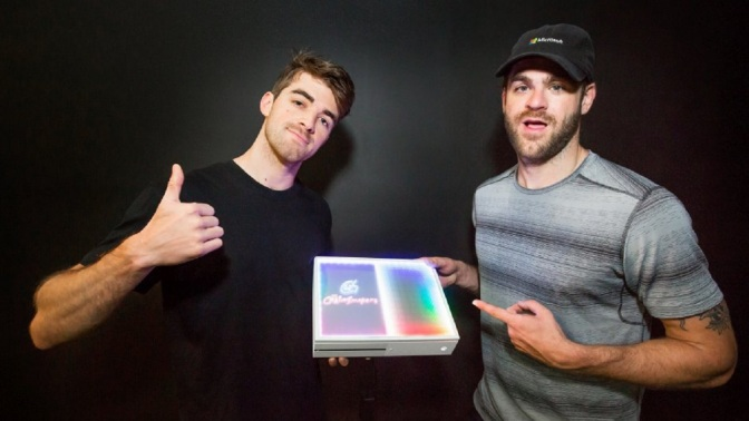THE CHAINSMOKERS: Eigene Xbox Konsole