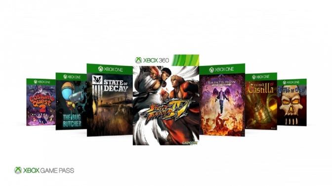 XBOX GAME PASS: Neue Spiele ab Oktober